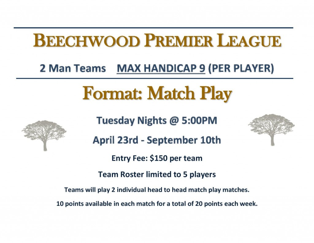 Beechwood Premier League